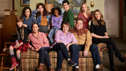 Image result for ABC Announces Roseanne Spinoff Without Roseanne Barr