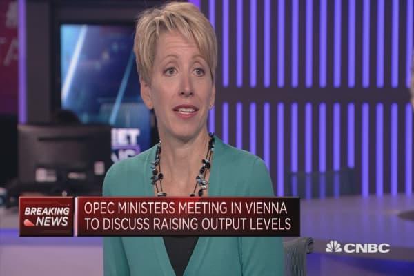 S&P's Evans: Politics has overtaken 'everything' in OPEC meeting