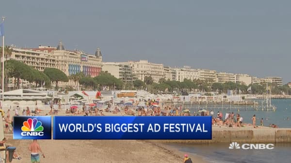 Facebook fallout, media mergers in focus at Cannes Lions