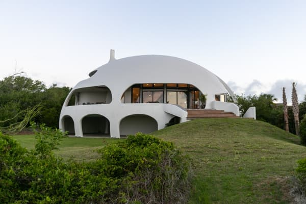 Photos: Famous 'Eye of the Storm' Charleston dome house ...