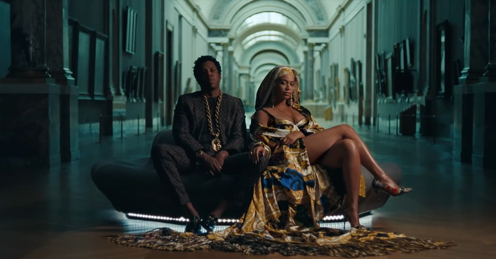 This is how much everything costs in Beyonce and Jay-Z's 'Apes---' video