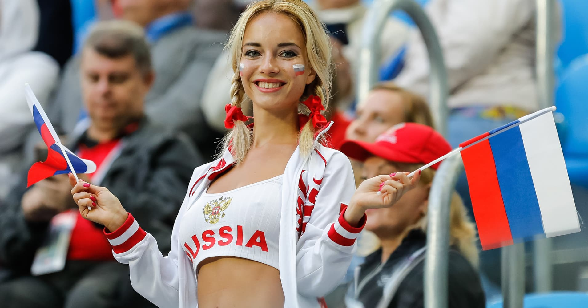 Putin basks in the glory of a World Cup that has broken stereotypes and ripped up the rulebook
