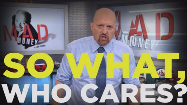 Cramer Remix: The best way to play the stress test results