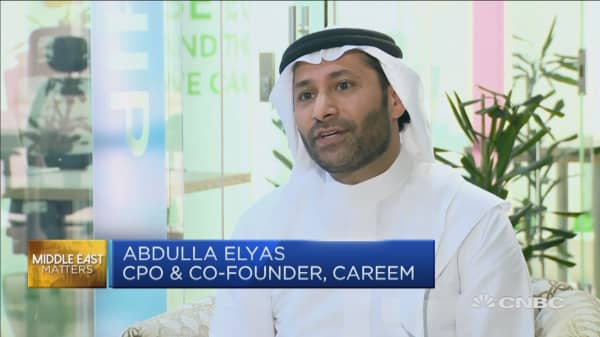 Careem co-founder: Objective is to have 20,000 female drivers by 2030