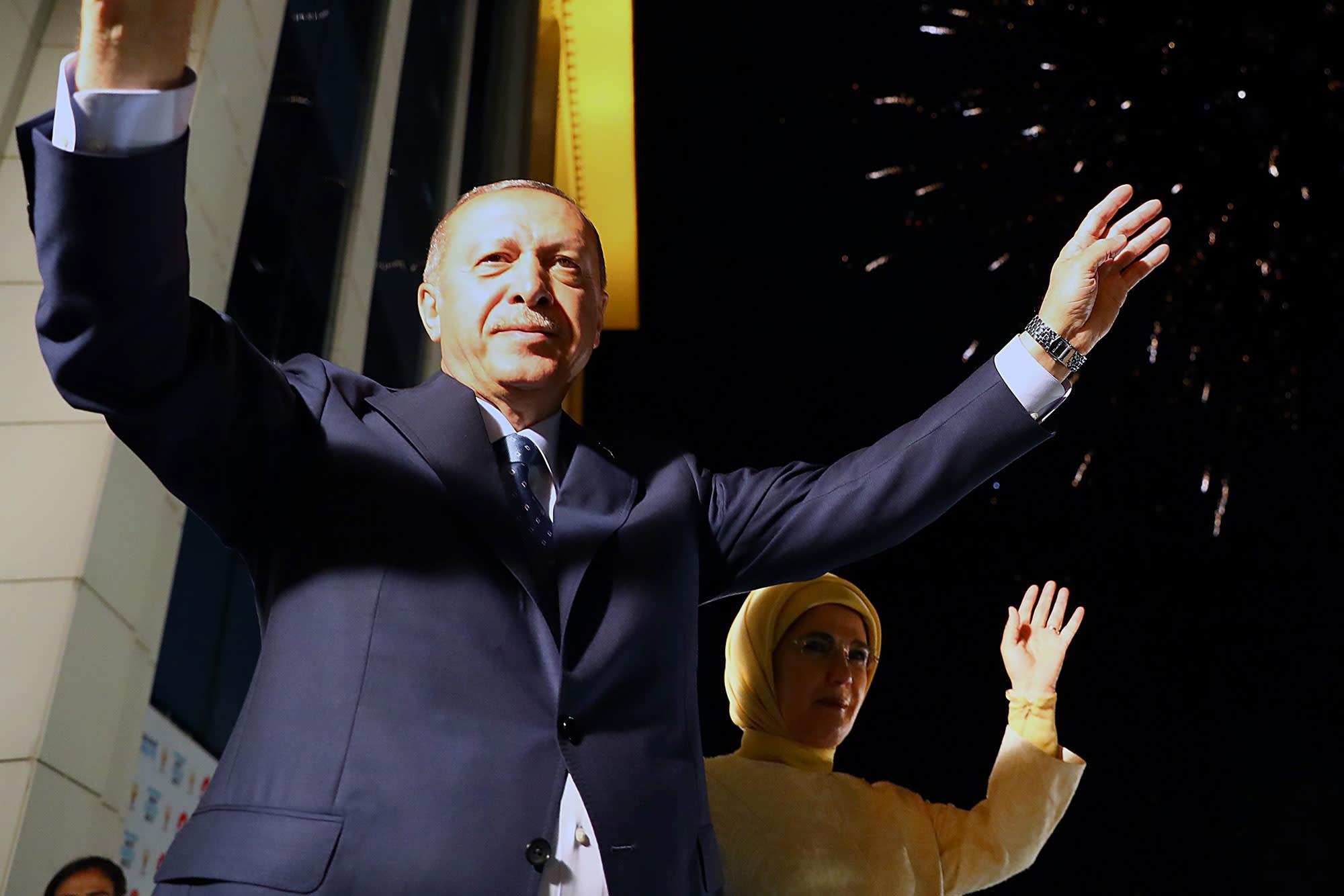 Erdogan Proclaimed Winner Of Turkeys Presidential Election