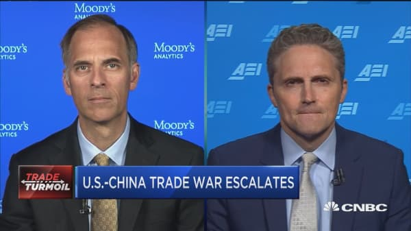 As trade war with China escalates could US economic growth be in trouble?
