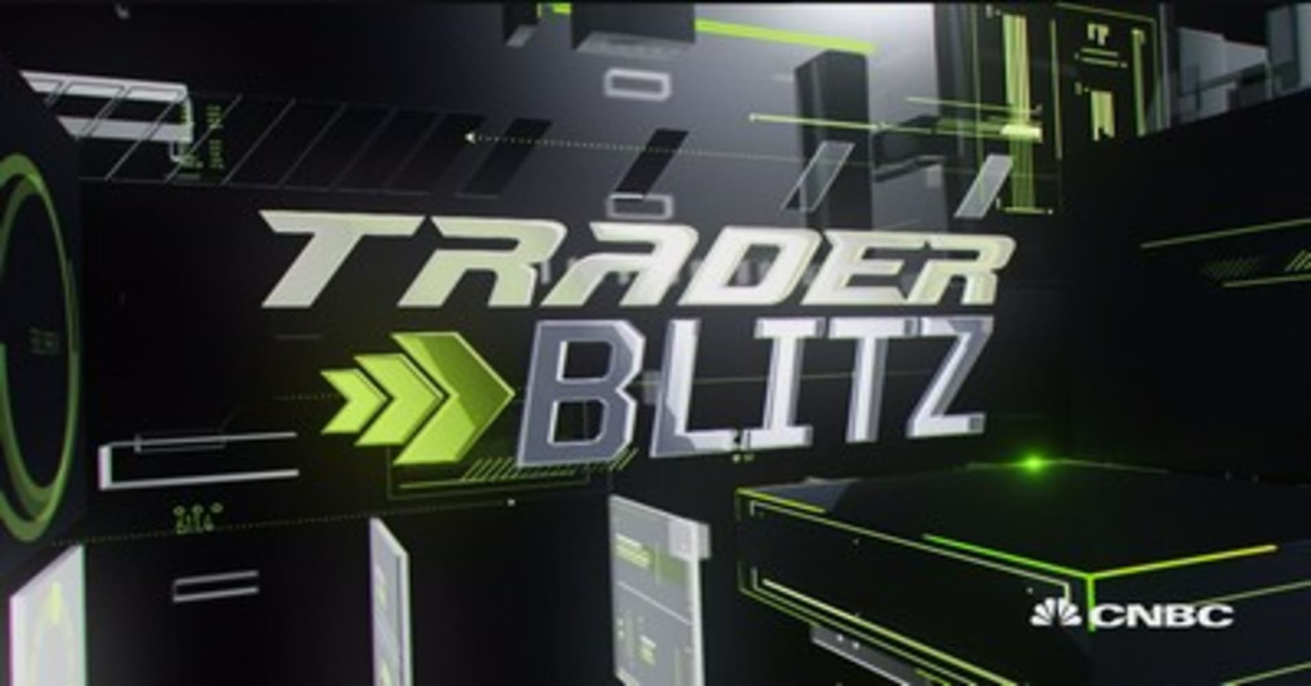 Grocery, financials, an airline & cosmetics in the trader blitz