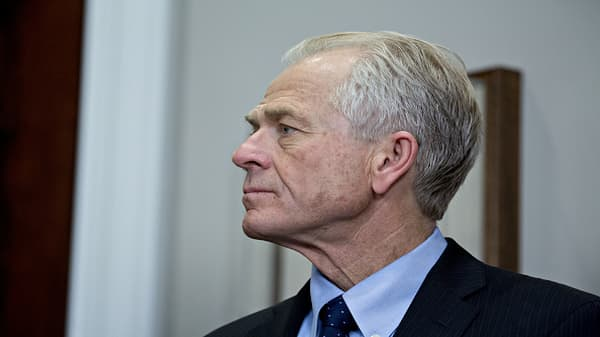 Peter Navarro: US will defend against threats to its tech