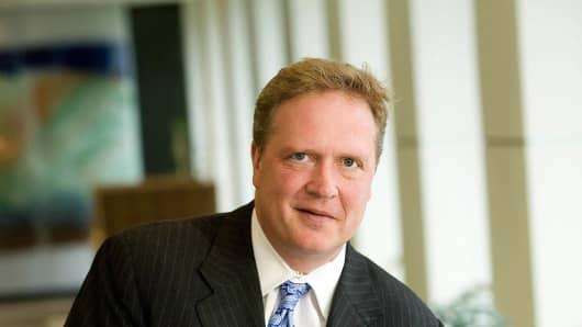 Jon R. Moeller Procter & Gamble CFO