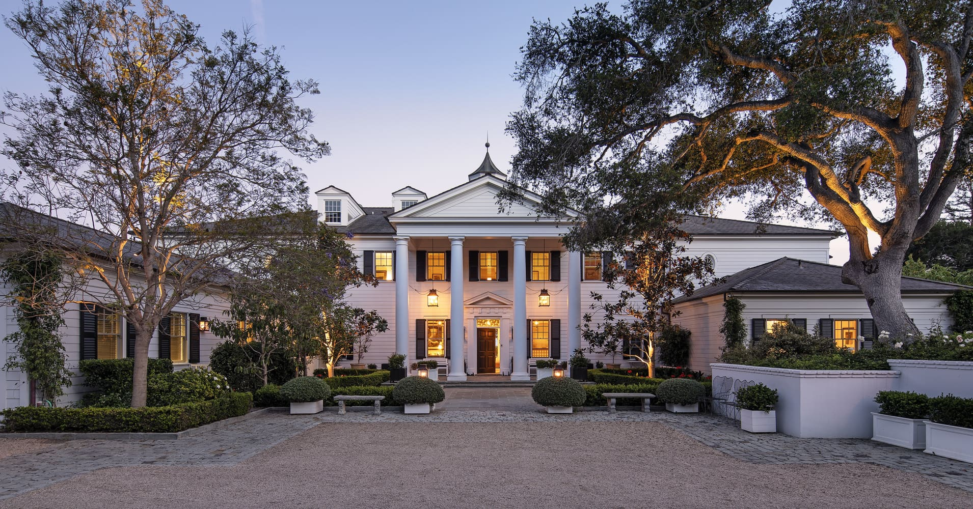 Inside Rob Loweu0027s $47 Million California Mansion U2014 Where Oprahu0027s A Neighbor
