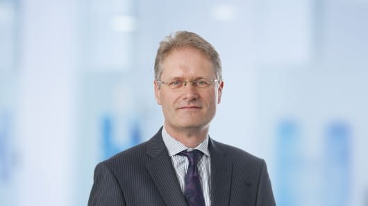 Paul Venables, Group Finance Director of Hays plc