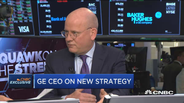 GE CEO: We'll have a very strong business going forward