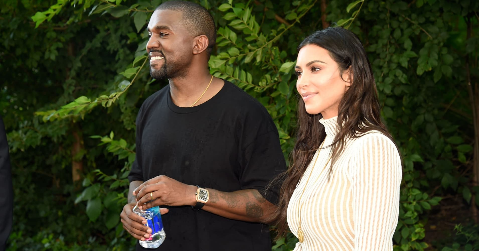 Kanye West beat the market by more than 40 percent