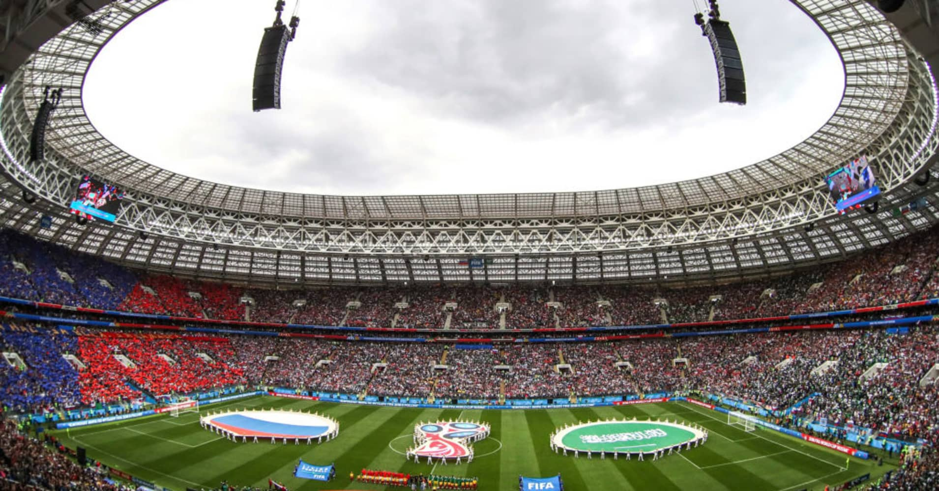 World Cup 2018 breaks viewing records across streaming platforms as soccer fans tune in