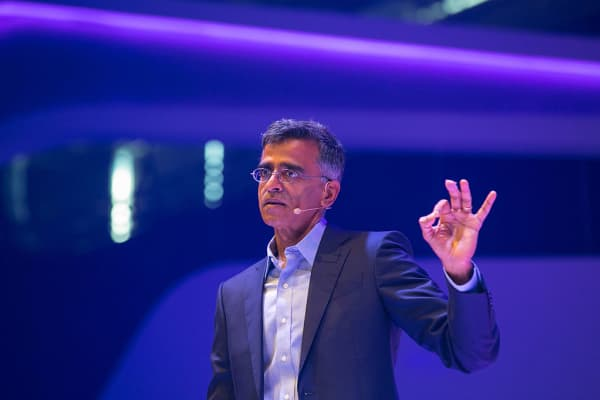 Google's senior vice president of advertising and commerce Sridhar Ramaswamy