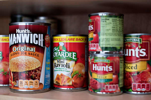 It's a done deal! Conagra buys Pinnacle Foods for $10 9 billion