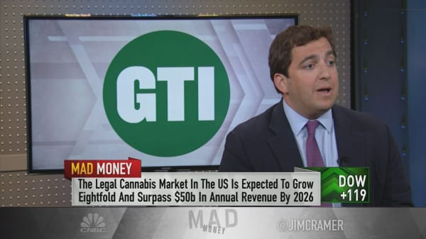 US cannabis company founder says Federal anti-pot laws create a 'moat' around marijuana business
