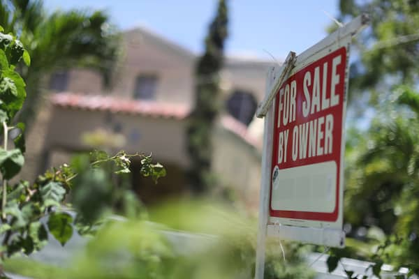 Existing home sales slip due to affordability crisis