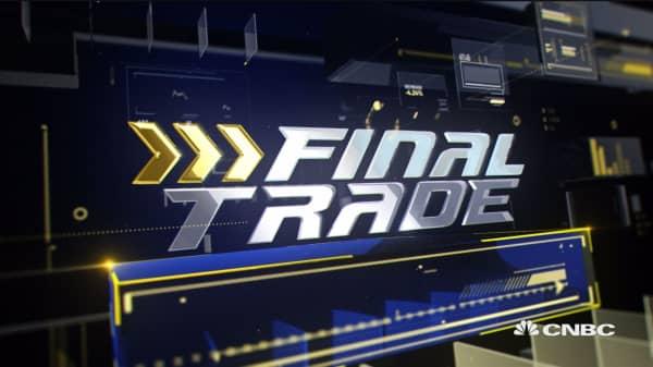 Final Trade: CVX, BABA & more