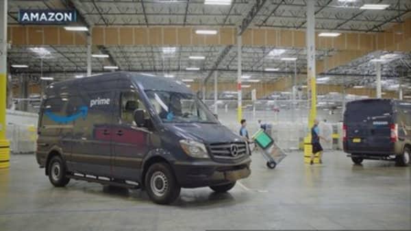 Amazon's 'last mile' program seeking partners