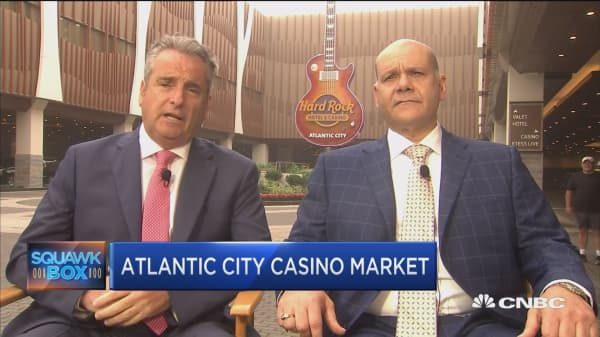 Atlantic City's Hard Rock casino will be a 'game changer,' says CEO