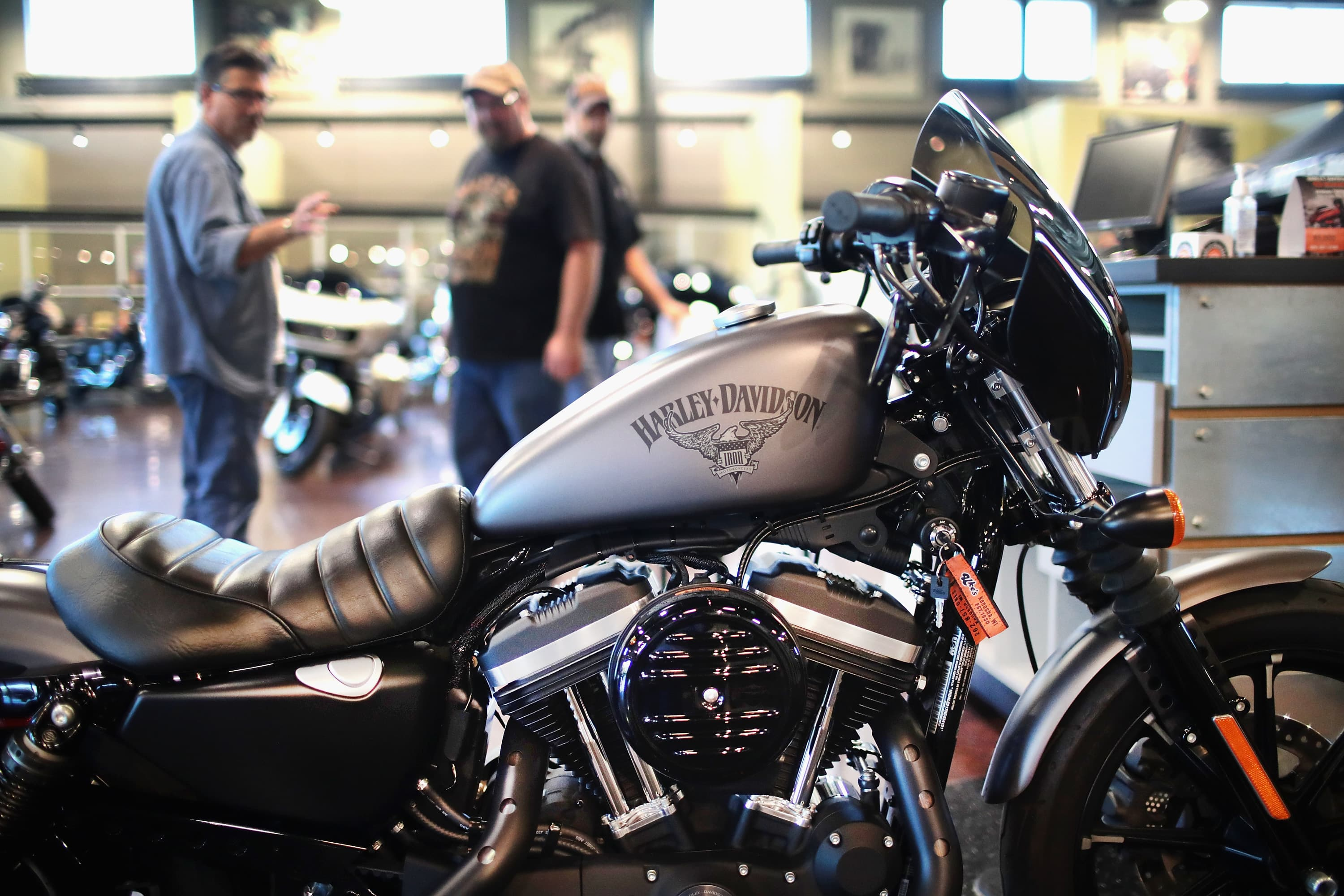 riders don t care where bikes are made says motorcycle builder