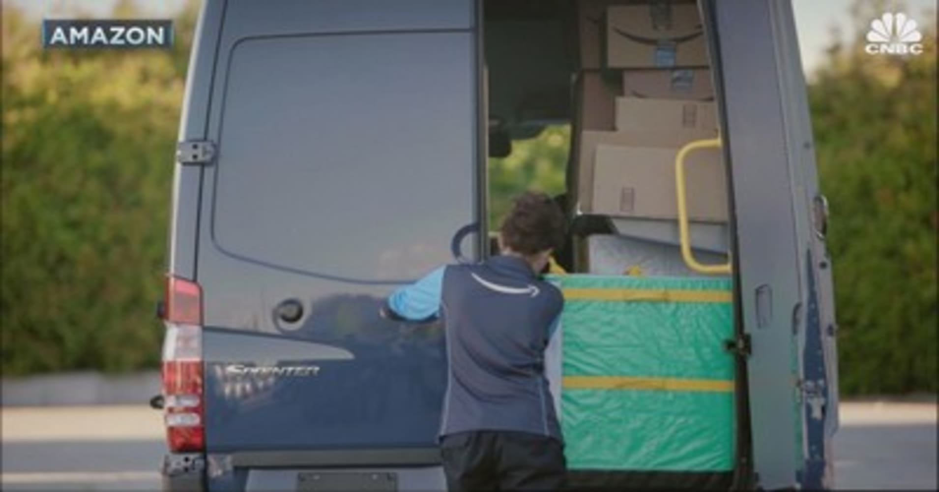 Amazon reveals new way to deliver more packages