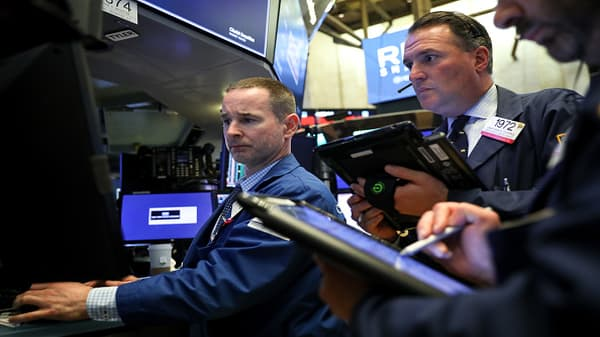 Bank stocks coming off longest losing streak since 1989