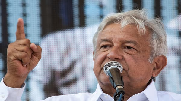 Mexico set to elect new president on Sunday