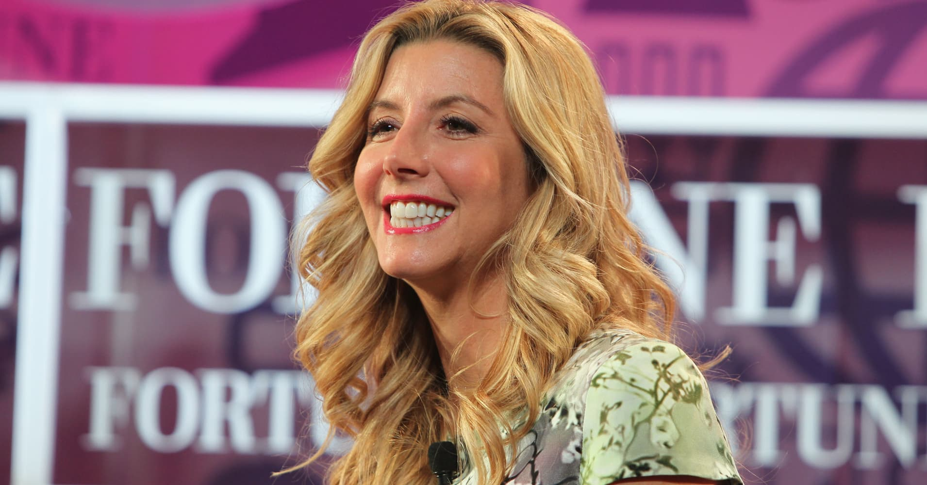 spanx founder sara blakely s morning routine does not include coffee