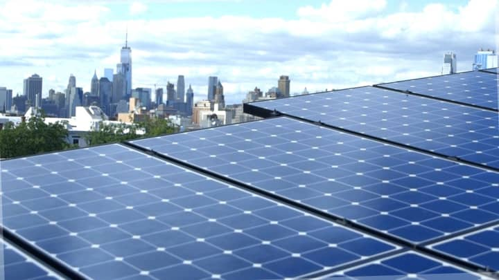 The rise of the solar power