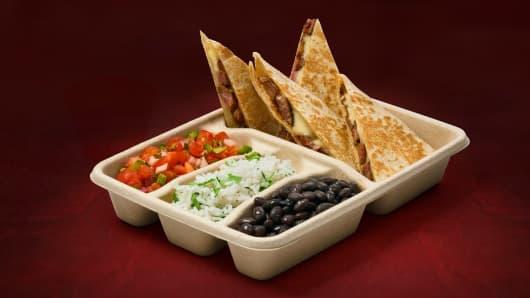 picture about Chipotle Order Form Printable identify Chipotle exams clean menu: quesadilla, nachos, avocado tostada