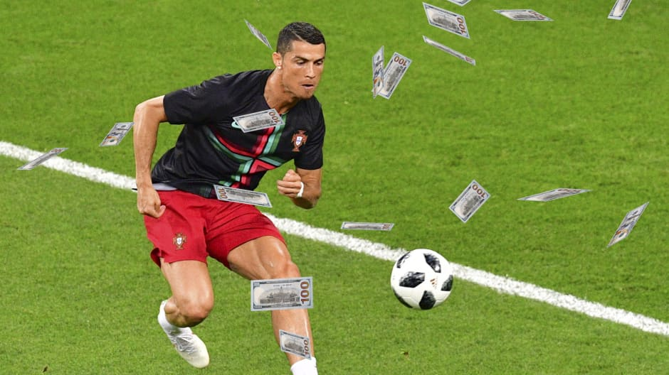 Cristiano ronaldo makes over 108 million a year cristiano ronaldo makes over 108 million a yearheres how he spends his millions stopboris Gallery