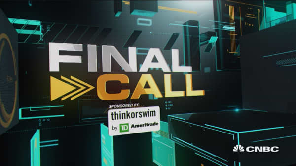 The Final Call: