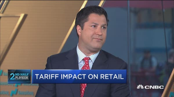 Apparel and footwear most exposed from tariffs, says analyst