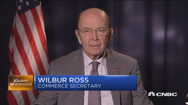 Commerce Secretary: Mexico needs some trade arrangement with US