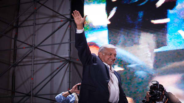 Mexico elects leftist Lopez Obrador as next president