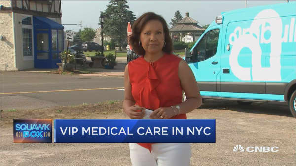 Concierge-style VIP medical care in NYC