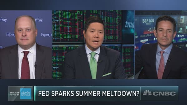 Is there a summer market meltdown coming?
