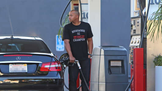 Celebrity Sightings In Los Angeles - February 10, 2015