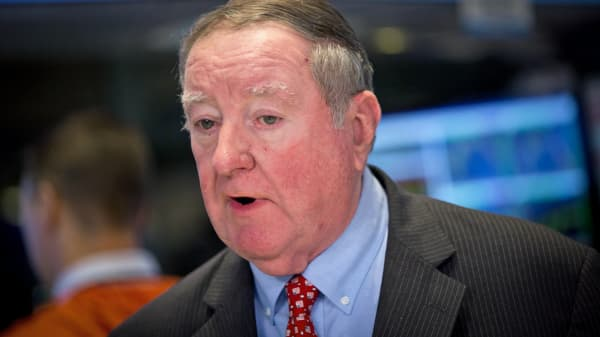 'Let's hope the economy doesn't turn the wrong way,' Art Cashin