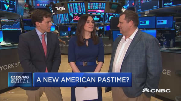 Cornhole: A new American pastime?