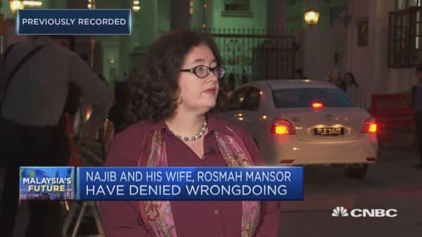 The 1MDB probe in Malaysia is 'inherently political': Professor