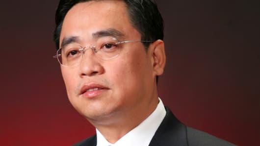 Chinese group HNA Chairman Wang Jian.
