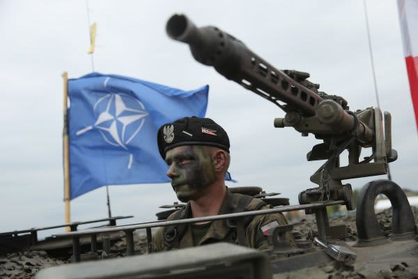 What is NATO?