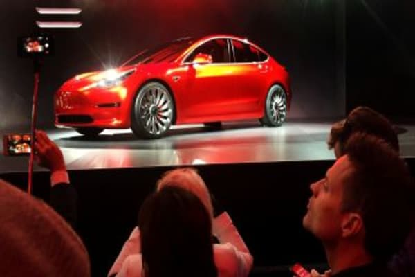 Tesla skipped 'brake and roll' test in rush to hit Model 3