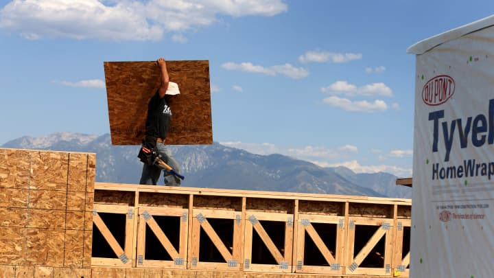 Utah added nearly 50,000 jobs last year, spurring a housing boom in  the Beehive State.
