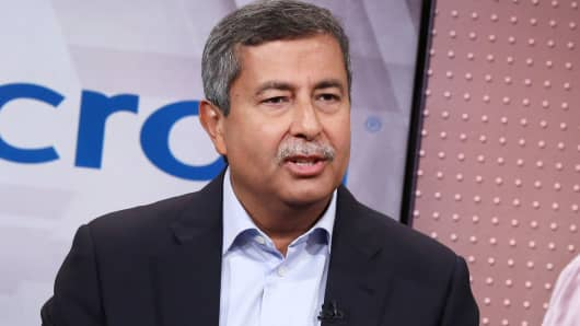 Sanjay Mehrotra, CEO, Micron Technology