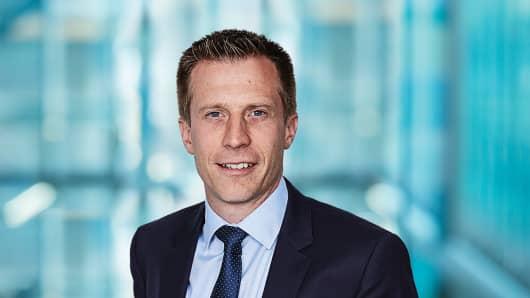 Simon Carter, CFO of British Land