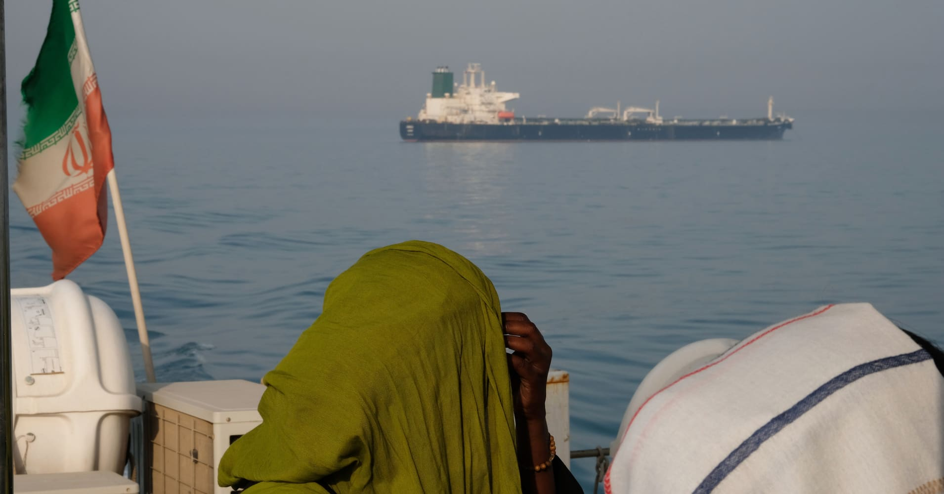 Iran oil sanctions: Strait of Hormuz in focus as oil prices rise
